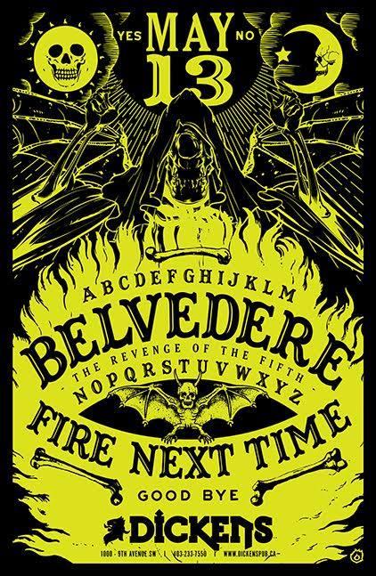 Belvedere CD Release
